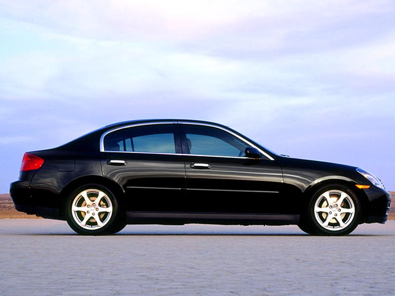 All Types Of Cars 2003 Infiniti G35 Images