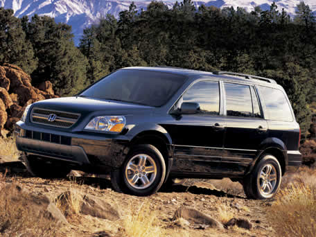 Lovely ... 2005 Honda Pilot