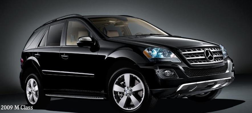 Image gallery 2009 mercedes suv for Mercedes benz suv 2009 price
