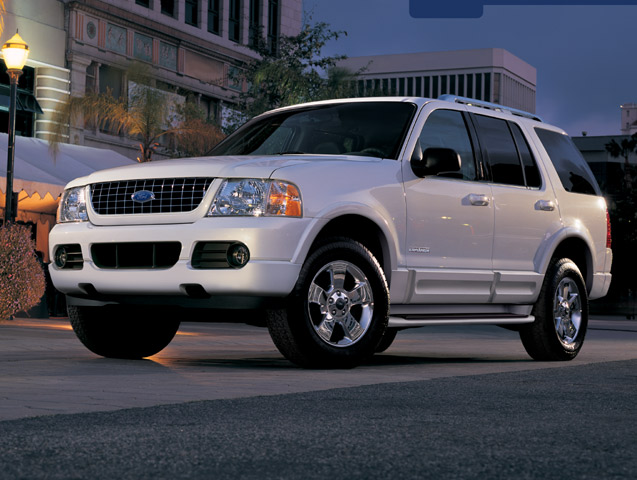 2003 Ford Explorer 4WD Limited