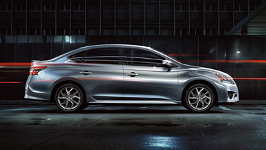 The 2013 Nissan Sentra SL Review: Nissan Made Two Bold Moves When  Redesigning The 2013 Sentra. First, It Did A Particularly Good Job On The  Tried And True ...