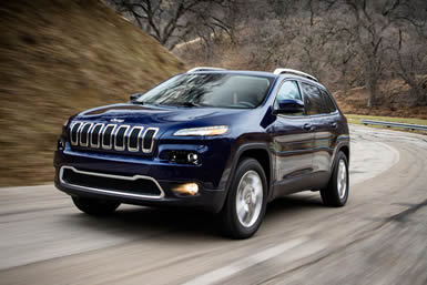 The 2017 Jeep Cherokee Overland Review If You Want A That S Grand There An Obvious Place To Turn It Even In Name